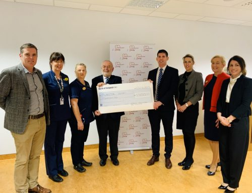 LSBA 'hearts' Munster Heart Foundation